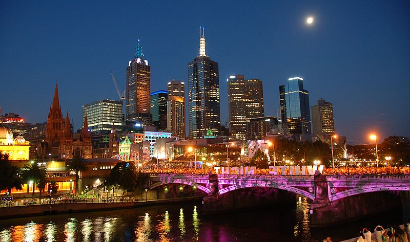 The White Night Festival Melbourne – The Festivities Are Back!