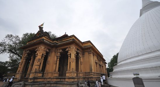 Jorge Láscar from Australia, Kelaniya Temple (Kelaniya Raja Maha Vihara) (5440491376), CC BY 2.0