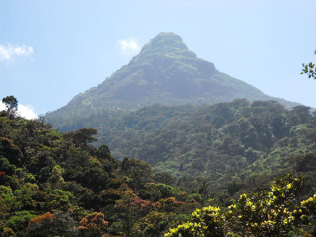 Sripada season started on December – It's Time to Tackle Adam's Peak