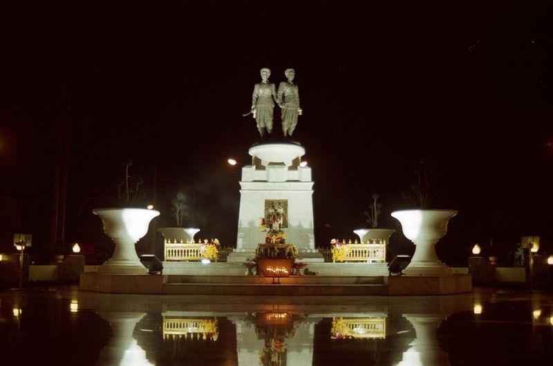 Thao thepkasattri-thaosri suntorn festival –  Festival in March