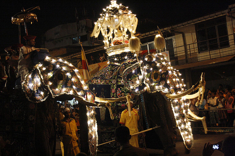 Kandy Esala Perahera 2018 – A Must See Religious and Cultural Festival in Sri Lanka!