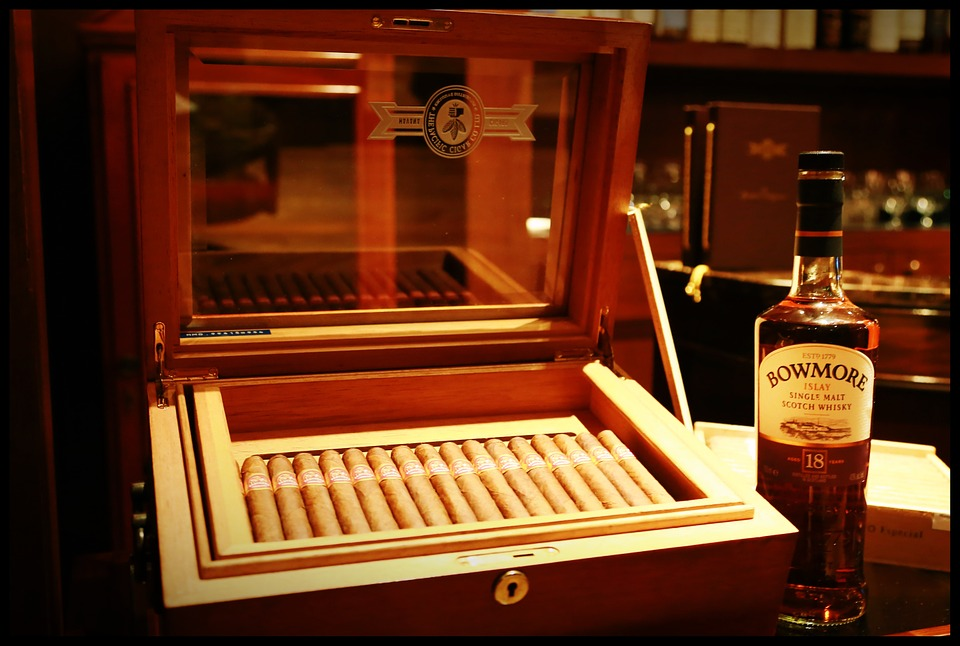 TCC Cigar Dinner at Kata Rocks – Delectable delights and wines