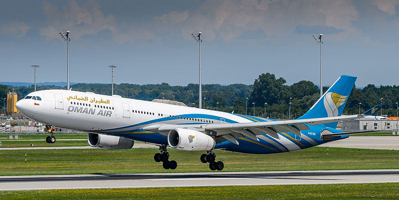 Oman Air relaunches flights to the Maldives – More flights more tourists!