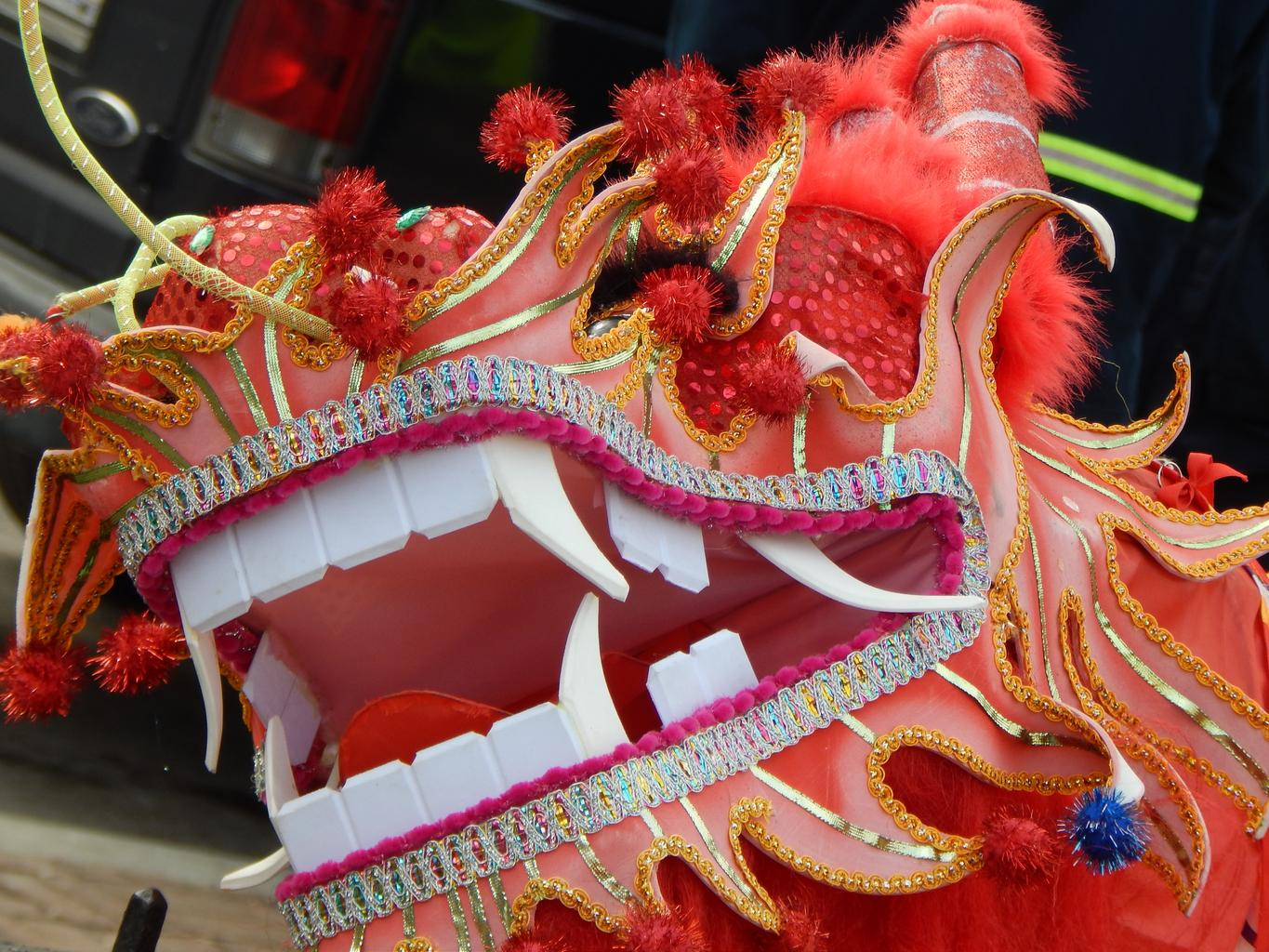 Chinese New Year Celebrations on Koh Phangan – Vibrant Display of Fireworks and Lots of Excitement!