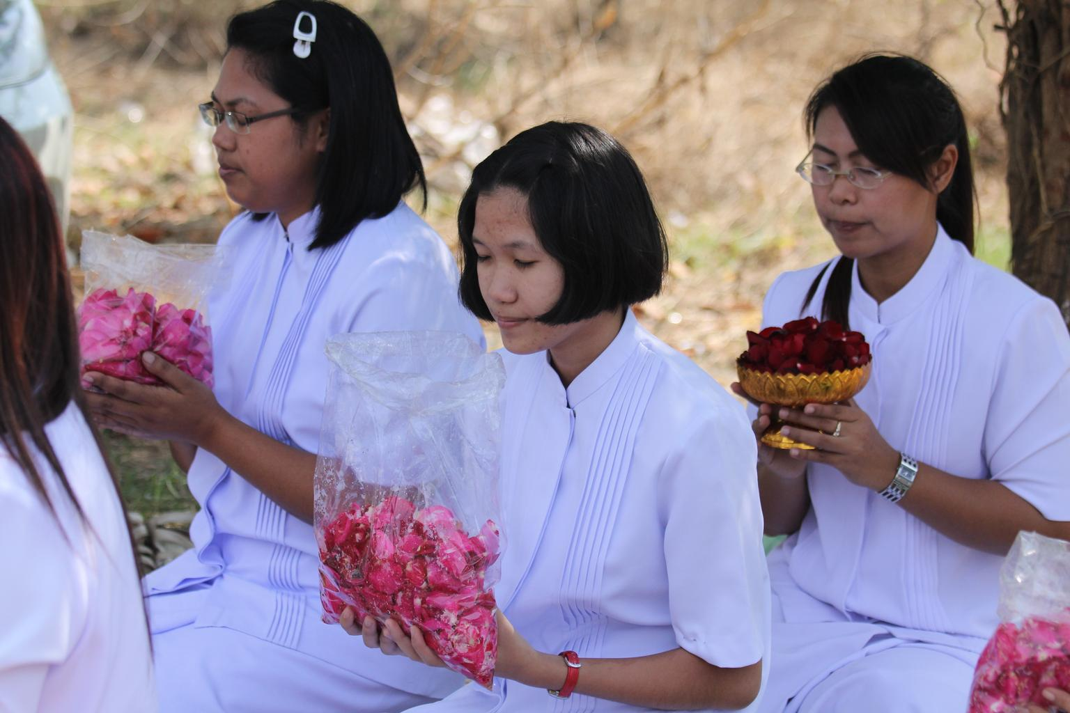 Vesak Celebrations in Chiang Rai – An Important Public Holiday in Thailand
