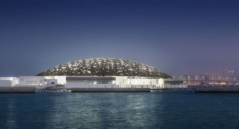 Highway Gallery 2.0 Launched by Louvre Abu Dhabi – Art on the Highway!