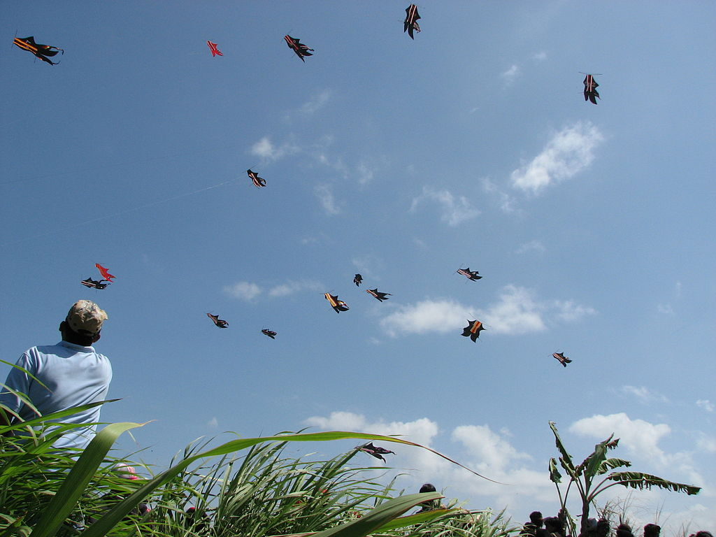 Bali International Kite Festival 2019 Takes Flight – A Soaring Success!
