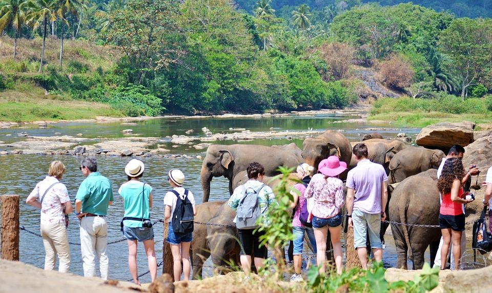 Sri Lanka Celebrates World Tourism Day 2019