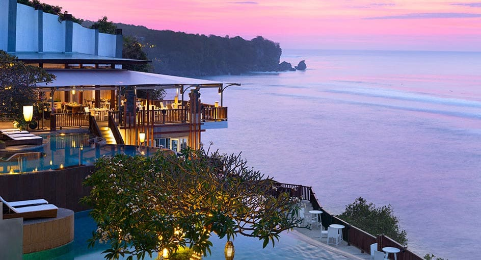 New Look for Anantara Uluwatu Bali Resort
