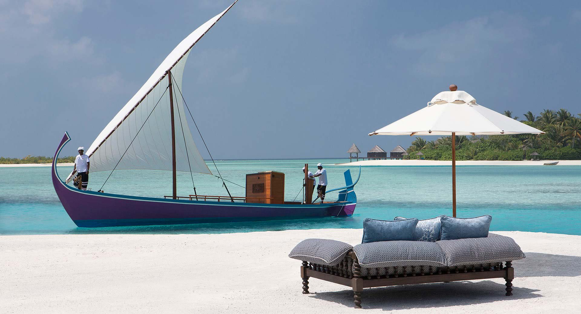 Naladhu Private Island Maldives Named Indian Ocean's Best Resort for the Third Consecutive Year