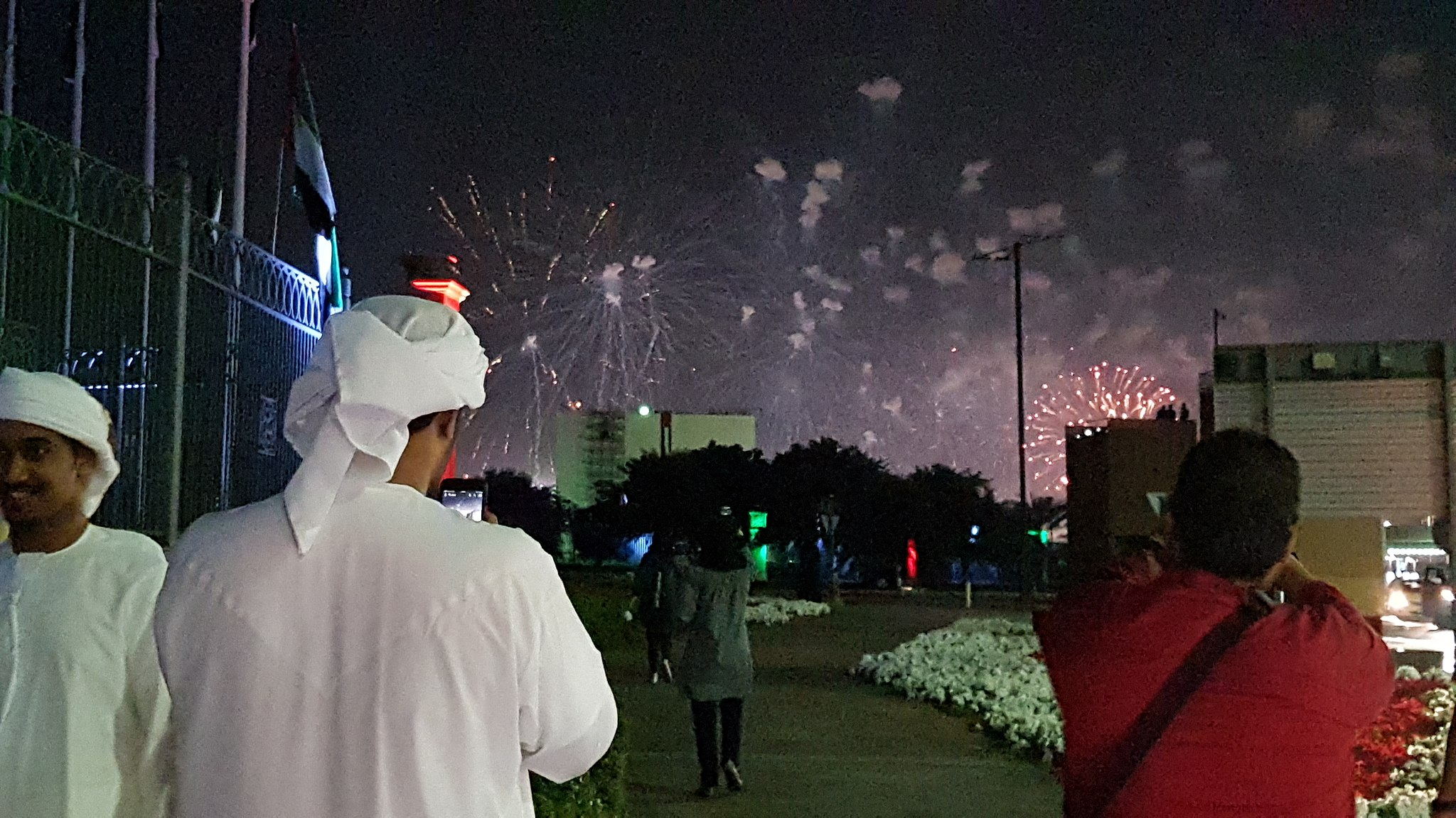 National Day Celebrations over the long weekend in Dubai