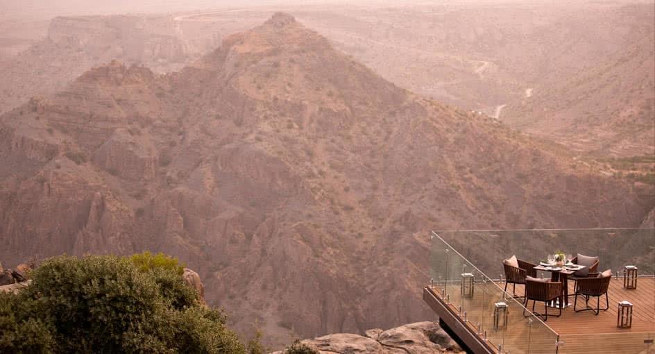 A Luxurious Mountain Retreat in Jabal Akhdar Oman