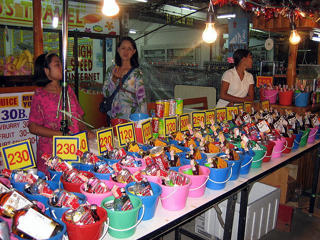 Halfmoon Festival, Koh Phangan