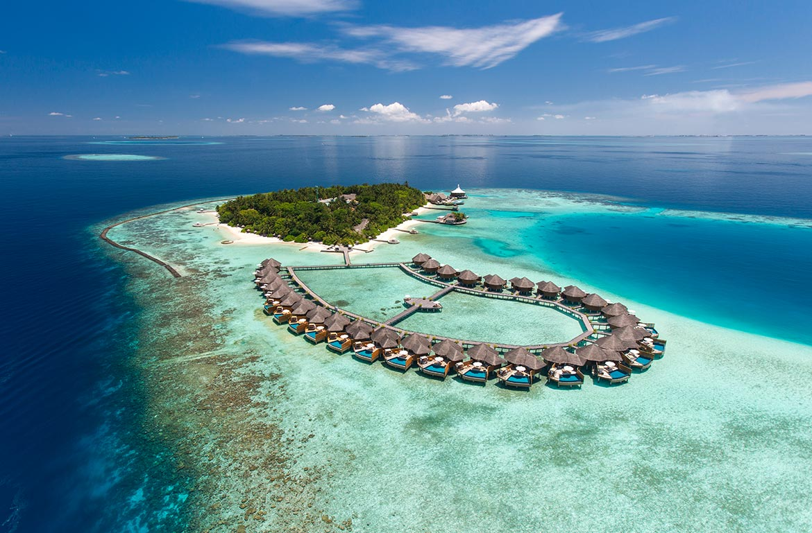 Baros Maldives defends world's most romantic resort award for the seventh year