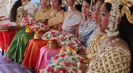 Khmer New Year 2020- celebrating a great harvest