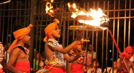 Kandy Esala Perahera Held As Planned – Spectators Not Permitted This Year
