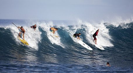 Sri Lanka Holds National Surfing Championship – Key Event in Arugam Bay