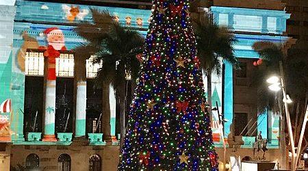 Christmas in Brisbane 2020