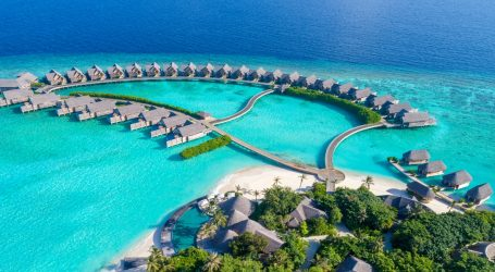 In the Maldives, 94% of Resorts Now Open