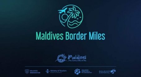Maldives Border Miles Launched