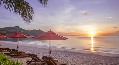 Koh Phangan Island has been recognized as the third-best island in Asia