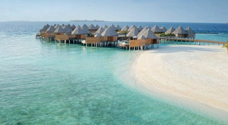 The Nautilus Maldives Featured in the Gold List 2021 by Condé Nast Traveller
