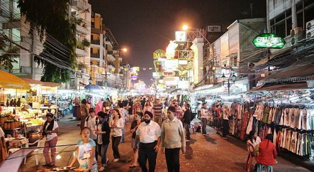 Bangkok's Khao San Road is ready to rock again! – Experience the long lost vibes of chill