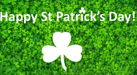 St. Patrick's Day 2021 – An unnoticed holiday