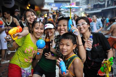 Songkran Bangkok Festival