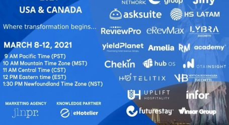 Travel Tech Announces First 2021 Virtual Conference – A Key Event for the Hotel Industry