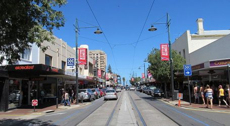Building works begin on the new plaza in Glenelg – Making the city even more wonderful