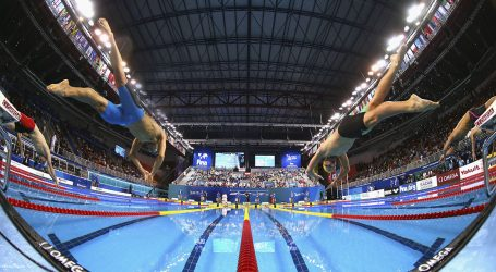 FINA Swimming World cup in Qatar from 21-23rd October – Let the best win!